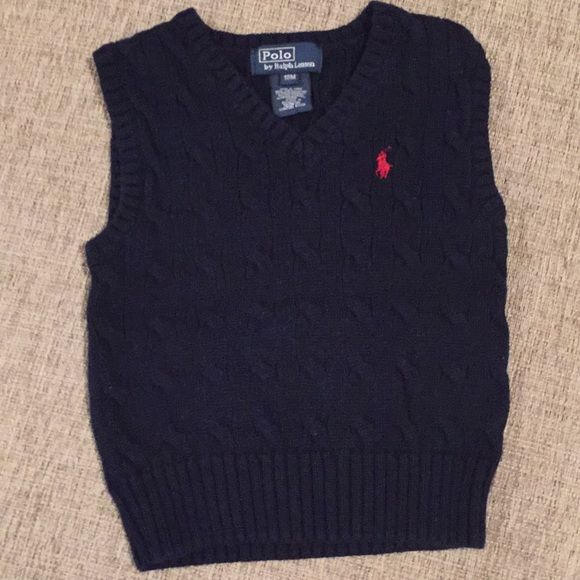 Polo by Ralph Lauren Other - Polo Navy Vest